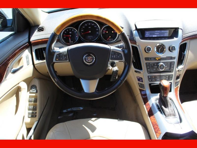 Cadillac CTS Sedan 2012 price $9,999