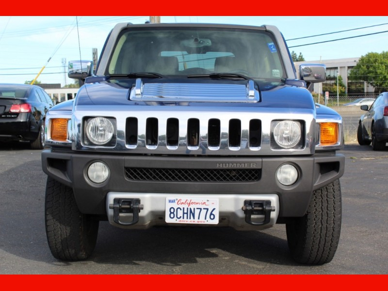 Hummer H3 2009 price $11,999