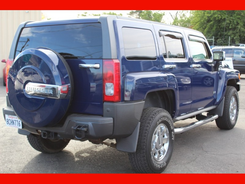 Hummer H3 2009 price $12,500