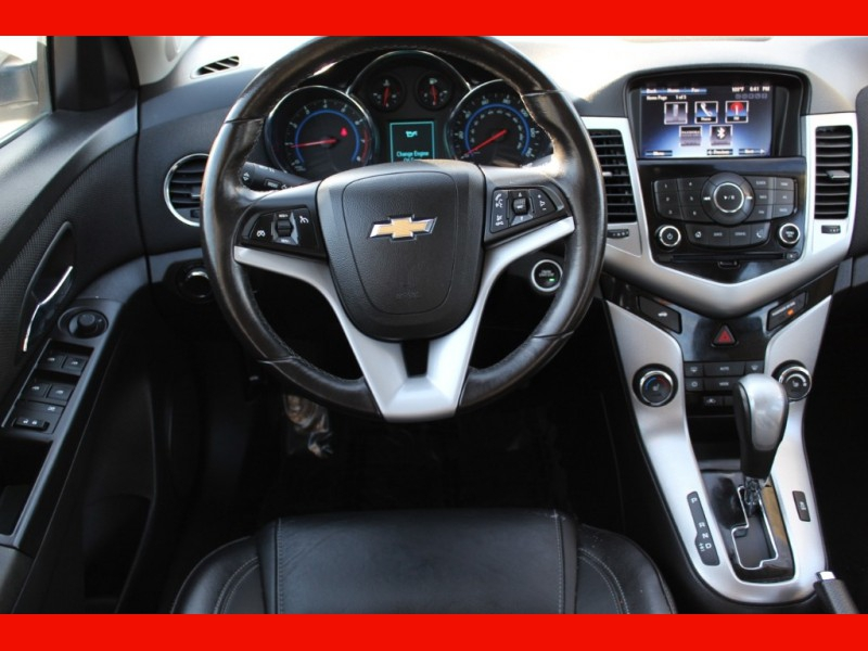 Chevrolet Cruze Limited 2016 price $9,500