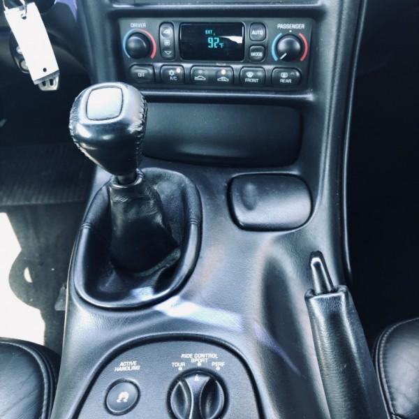 Chevrolet Corvette 2002 price $12,999