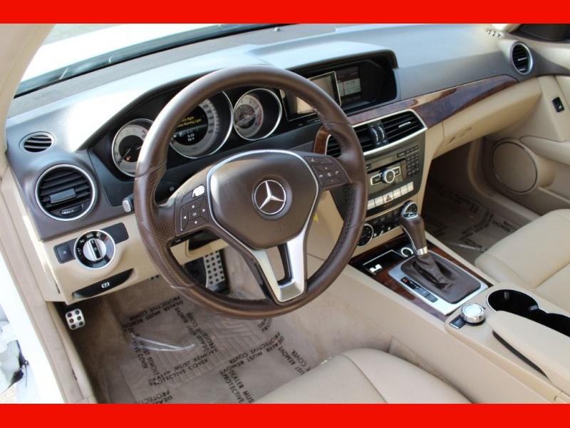 Mercedes-Benz C-Class 2013 price $11,999