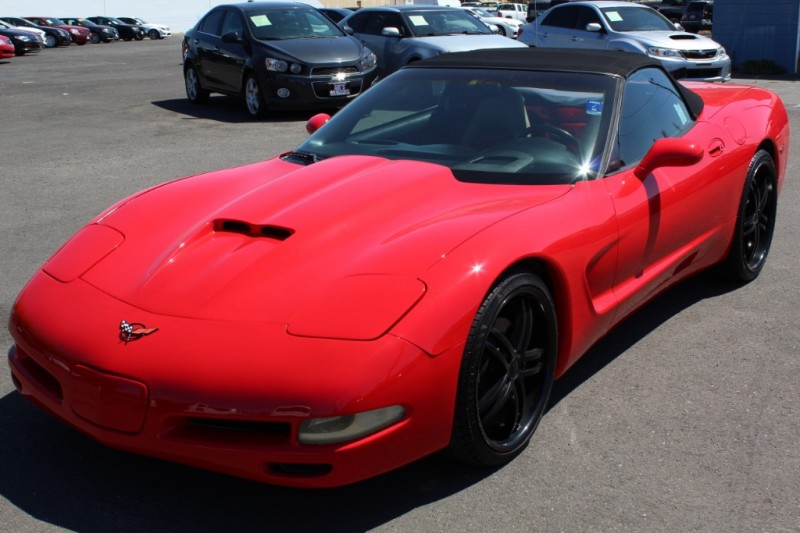 Chevrolet Corvette 2002 price $12,999