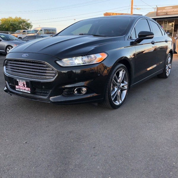2014 Ford Fusion Tires >> 2014 Ford Fusion Titanium Awd Fully Loaded