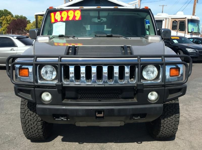 Hummer H2 2003 price $13,999