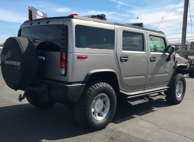 Hummer H2 2003 price $13,999