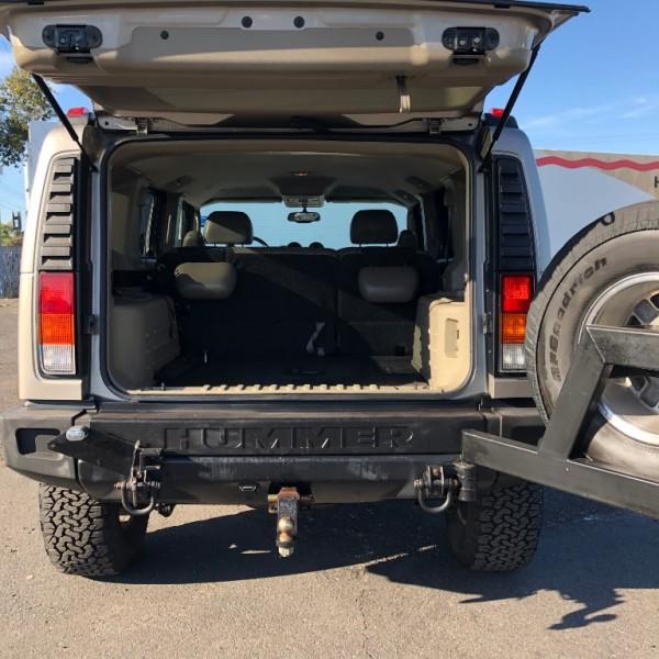 Hummer H2 2003 price $14,999