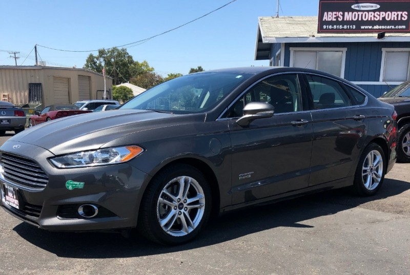 Ford Fusion Energi FULLY LOADED 2015 price $12,999
