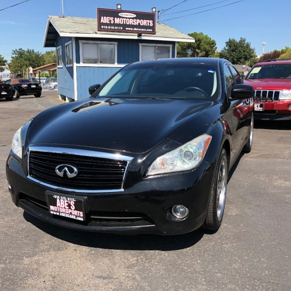 2011 INFINITI M37 RWD FULLY LOADED ABE'S MOTORSPORTS
