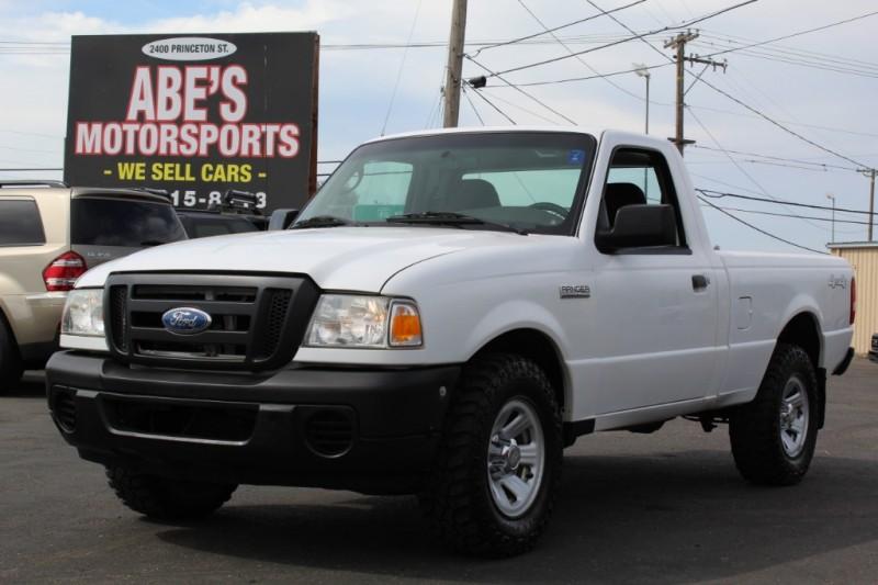 Ford Ranger 2008 price $11,999