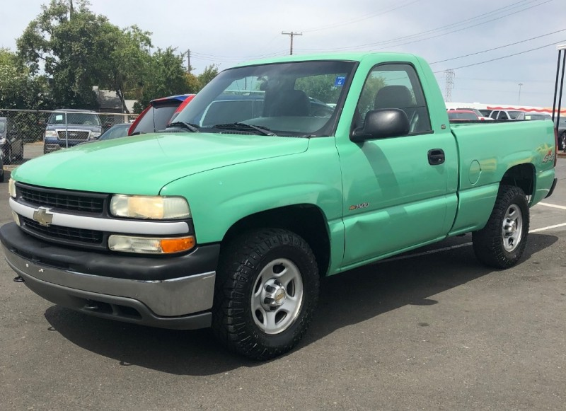 Chevrolet Silverado 1500 2002 price $8,999