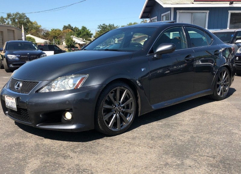 Lexus IS F 2008 price $18,999