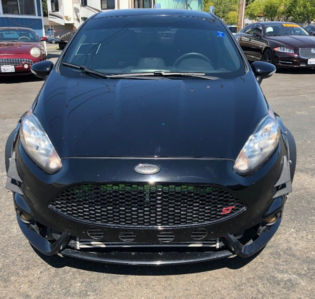 Ford Fiesta 2016 price $13,999
