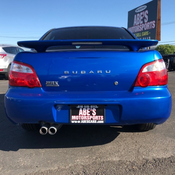 Subaru Impreza Sedan (Natl) 2004 price $8,999