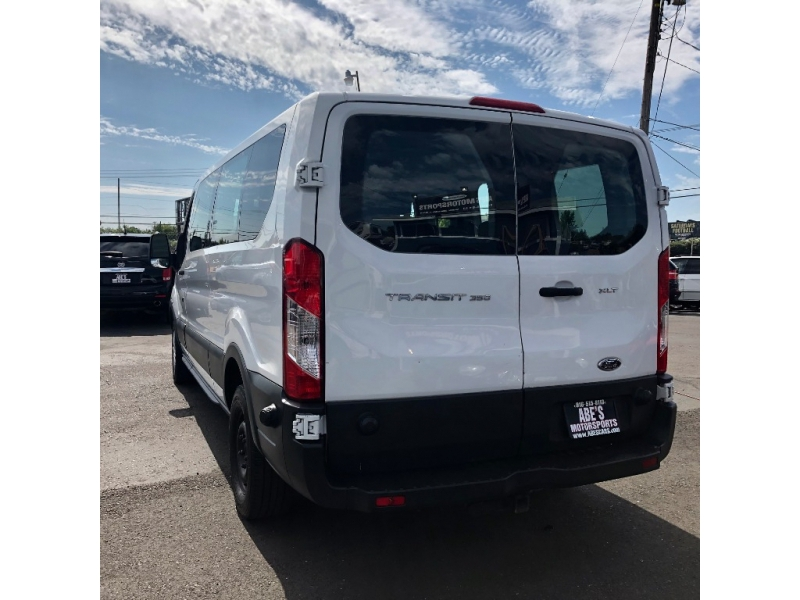 Ford Transit Wagon 2015 price $16,999