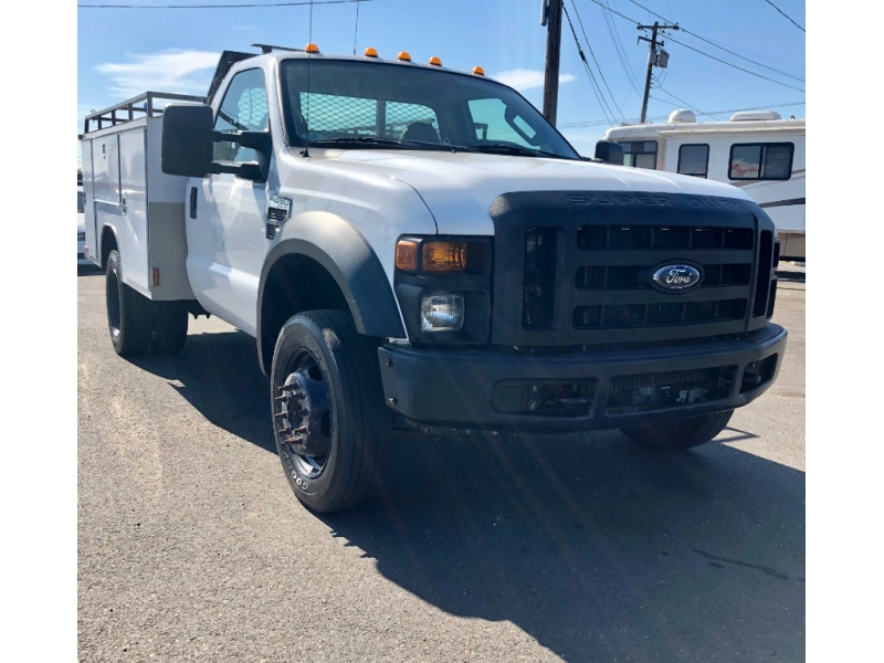 Ford Super Duty F-450 DRW 2008 price $12,500
