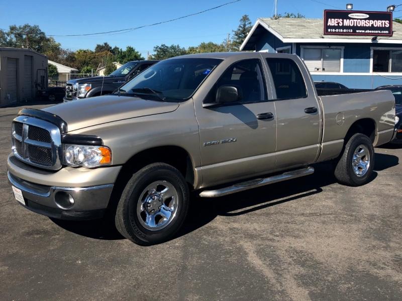 Dodge Ram 1500 2003 price $6,999