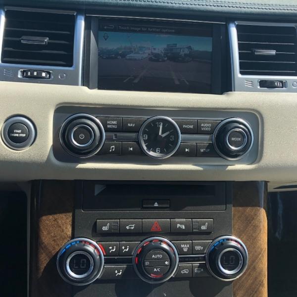 Land Rover Range Rover Sport 2012 price $14,999