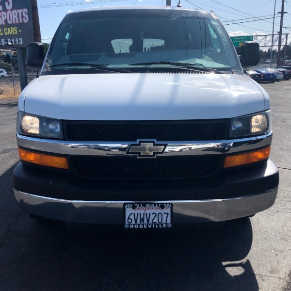 Chevrolet Express Passenger 2012 price $14,999