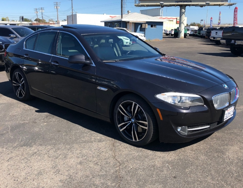 BMW 5-Series 2013 price $14,999