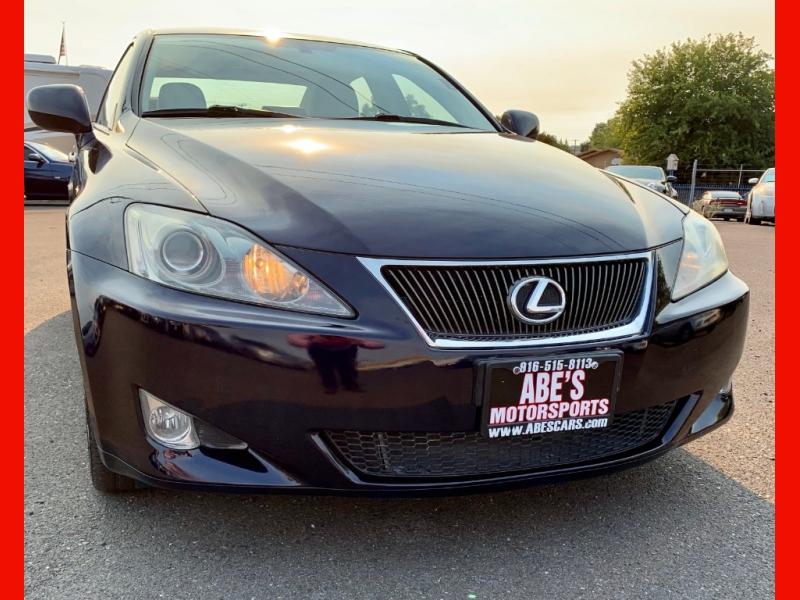 Lexus IS 250 2007 price $9,999