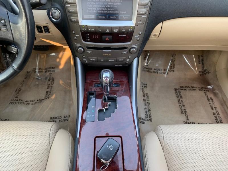 Lexus IS 250 2007 price $10,999