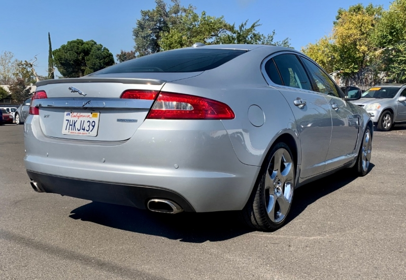 Jaguar XF 2009 price $12,999