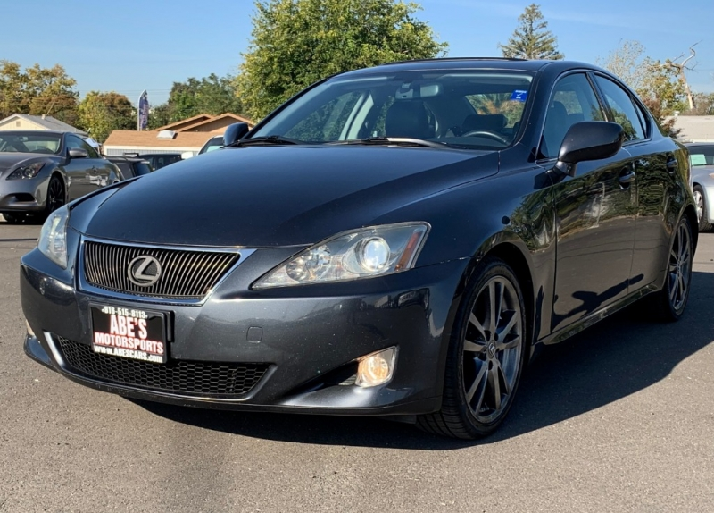 Lexus IS 350 2006 price $9,999