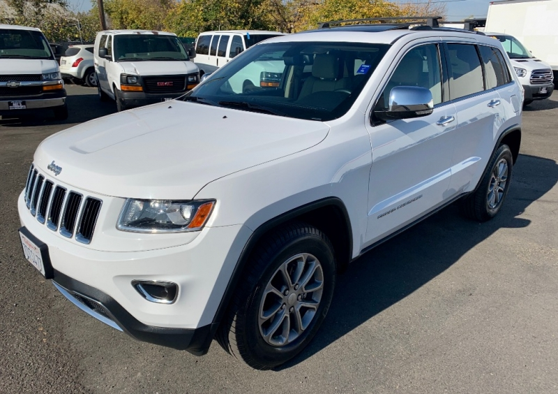 Jeep Grand Cherokee 2014 price $18,999