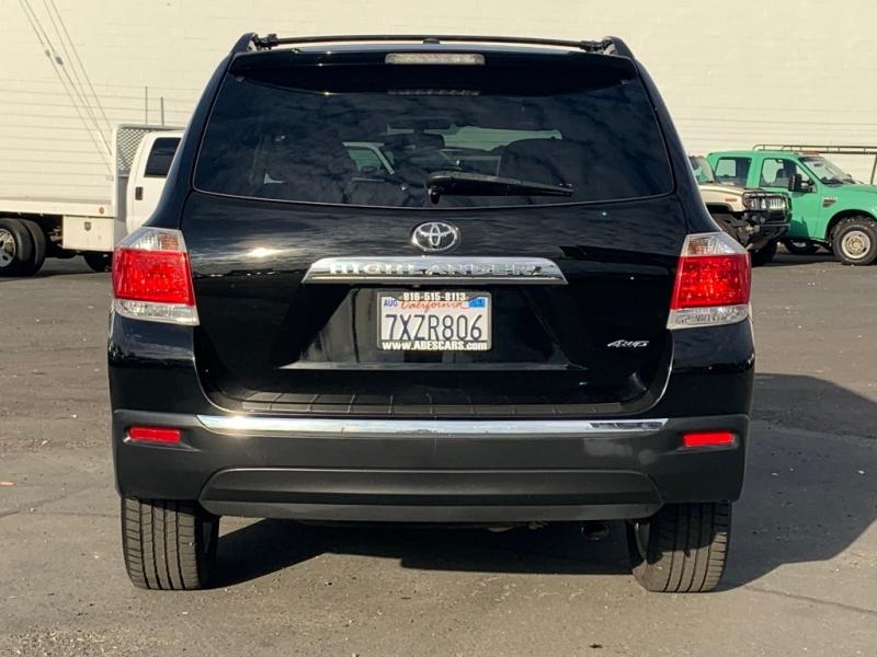 Toyota Highlander 2011 price $12,999