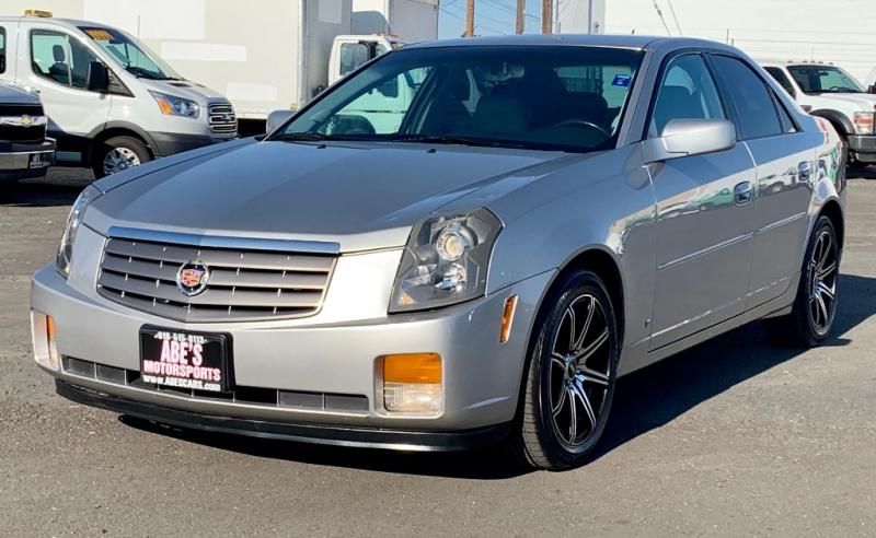 Cadillac CTS 2006 price $4,999