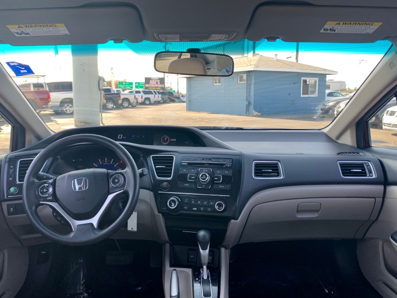 Honda Civic Sedan 2013 price $8,999