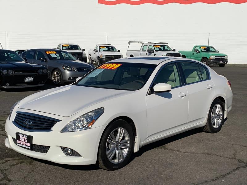 Infiniti G37 Sedan 2013 price $15,999