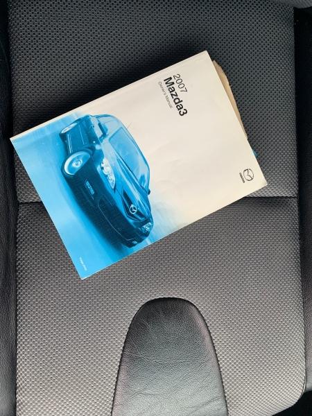 Mazda Mazda3 2007 price $6,999