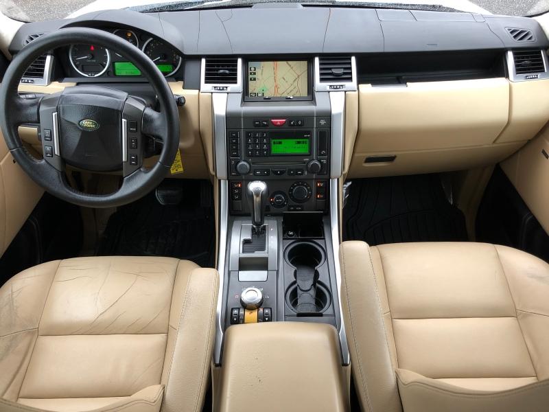 Land Rover Range Rover Sport 2007 price $9,999