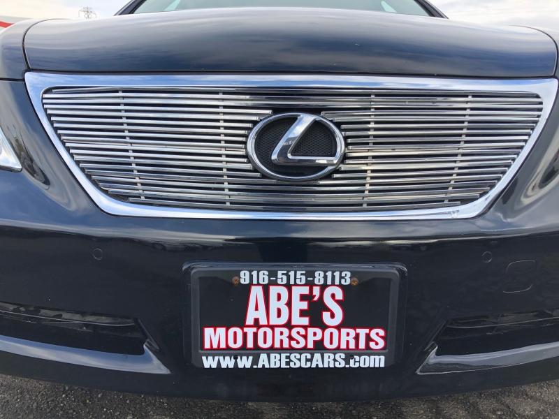 Lexus LS 460 2008 price $11,999