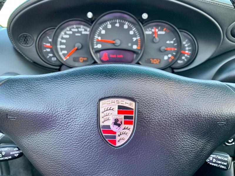 Porsche 911 2002 price $14,999