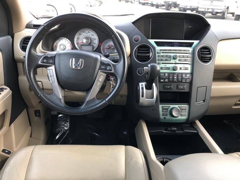 Honda Pilot 2011 price $13,999