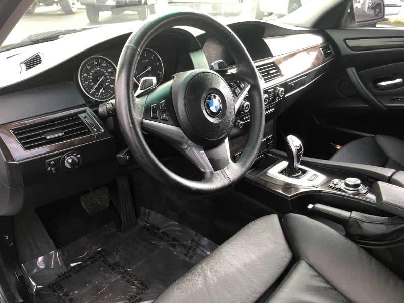 BMW 5-Series 2010 price $8,999