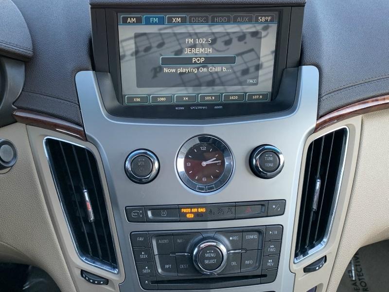 Cadillac CTS 2008 price $8,999