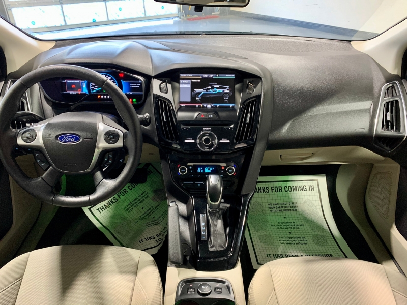 Ford Focus Electric 2014 price $8,999