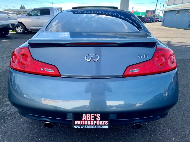Infiniti G35 Coupe 2006 price $9,999