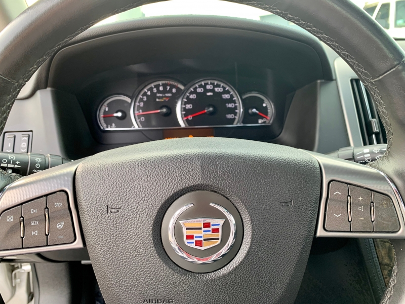Cadillac STS-V 2008 price $11,999