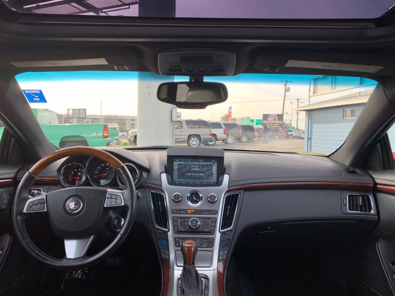 Cadillac CTS Coupe 2011 price $11,999