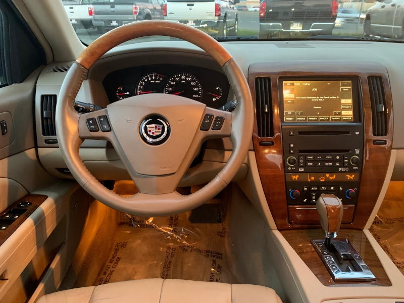 Cadillac STS 2005 price $5,999