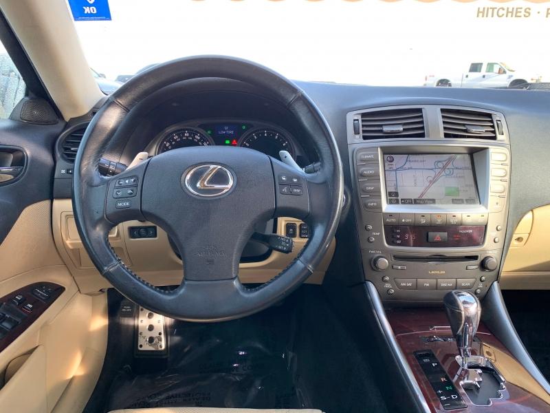 Lexus IS 250 2008 price $12,999