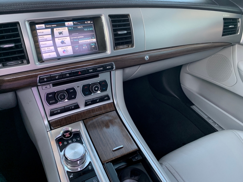 Jaguar XF 2013 price $13,999