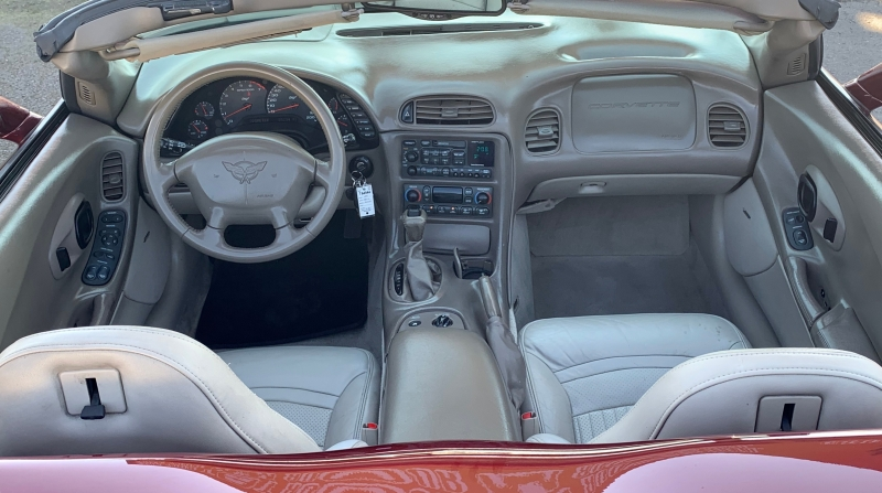 Chevrolet Corvette 2003 price $13,999