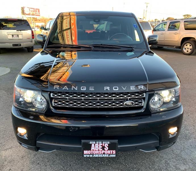 Land Rover Range Rover Sport 2013 price $21,999