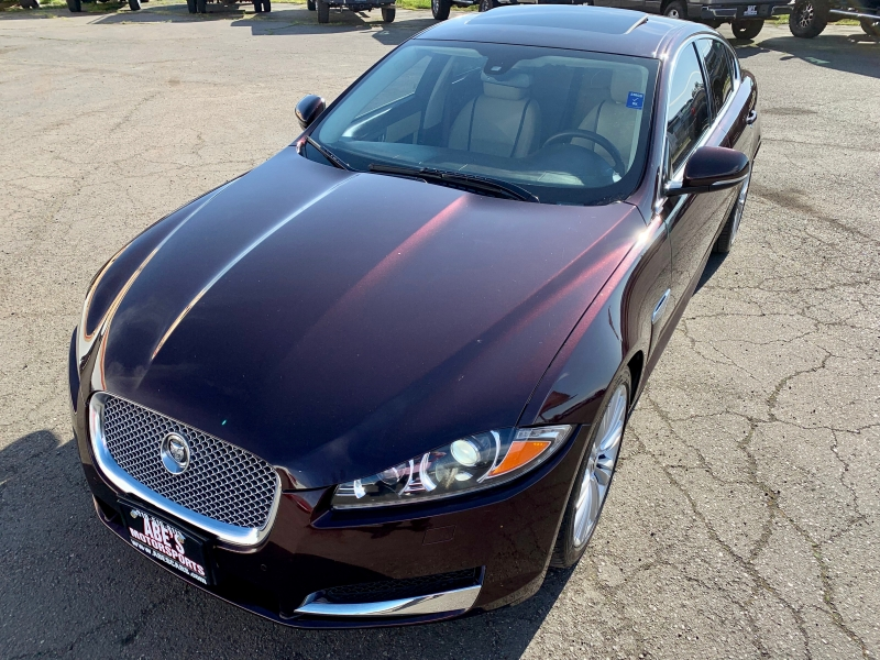 Jaguar XF 2012 price $12,999
